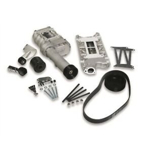 Weiand 77 174fsb 1 Sb Ford 289 302 Engine Satin Powercharger Kit