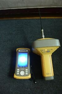 Topcon Gps Model Gr 5 P n 01 090901 01 915 Spsp Radio Fc 500 Collector