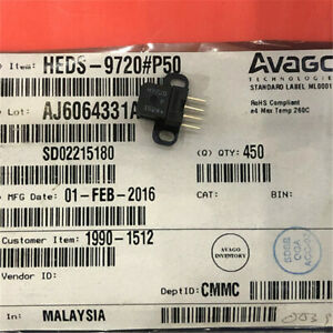 1pcs Heds 9720 p50 Heds 9720 p50 2 Channel Encoder Module
