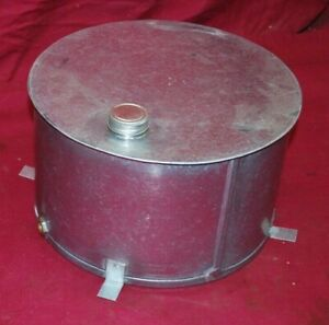 3 4 Hp Associated Gas Engine Motor Hit Miss Throttle Fuel Gas Tank