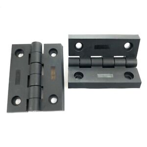 Poly Hinge 50 50mm Aluminum Profile Extrusion Accessory qty 4