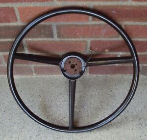 1967 1969 Dodge Plymouth A B Body Steering Wheel 68 Charger Dart Road Runner