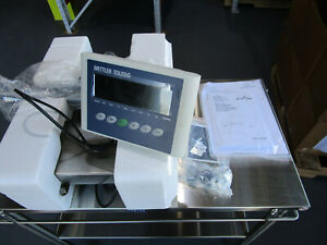 Mettler Toledo Weighing Platform Pba220 Ind221 Precision Lab Scale New