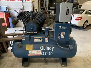 Quincy 120 Gallon Air Compressor