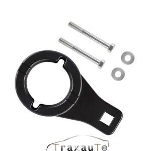 Harmonic Damper Pulley Holding Tool For Lexus Toyota Crankshaft Crank Holder