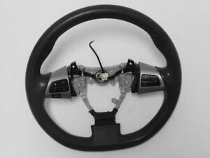 2009 2011 Toyota Corolla Leather Steering Wheel With Controls