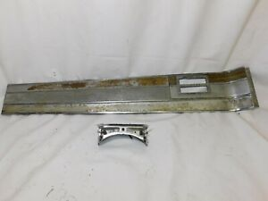 Ford Mustang Center Console Trim Pieces 1964 5 1966
