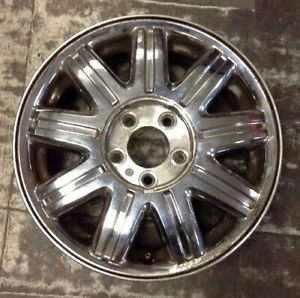 Chrysler Town And Country 2004 2005 2006 2007 Oem 2211 Wheel Rim 16 X 6 5