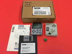 Lenze Profibus Dp Type Emf2133ib Communication Module