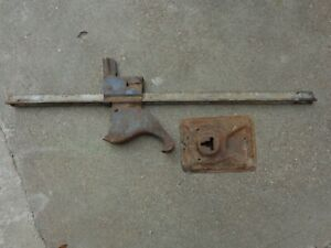 1961 61 62 63 64 65 66 Chevy Pontiac Olds Buick Dodge Plymouth Ford Bumper Jack