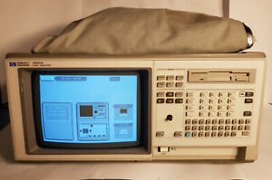 Hp 1660a 136channels Logic Analyzer With Extras