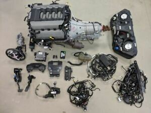 2015 Mustang Gt 5 0 Coyote Engine Liftout Automatic 6r80 Trans 54k Miles