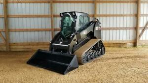 2012 Caterpillar 277c Cab Heat Air Track Skid Steer Loader Cat 277