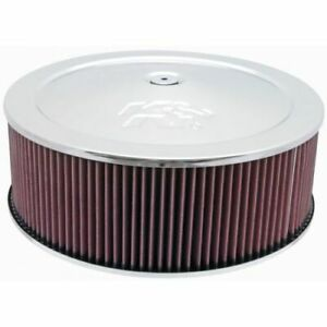 K N Filters 60 1300 1 1 4 Drop Base Custom Round Air Cleaner Filter Assembly