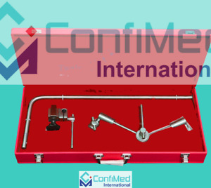 Martin Arm Retractor Neurosurgery Retractor Kit Of High Quality By Confimed