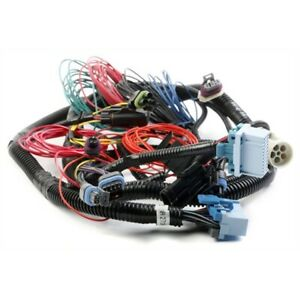 Holley 534 147 Commander 950 Main Wiring Harness