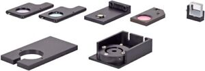 Mixed Lot Of 6x Lab Optical Laser Filter mirror lens Mount fixture Assembly