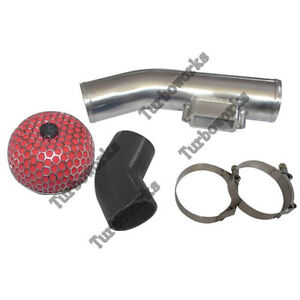 3 Cold Air Intake Filter Pipe Kit For Bmw E36 2jzgte Vvti 2jz Stock Twin Turbo