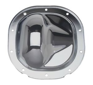 Trans dapt Performance Products 9045 Chrome Complete Differential Cover Kit