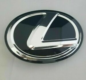D Fit Lexus Emblem Is250 Is350 Is200t Is Turbo Front Grille Grill Logo Badge
