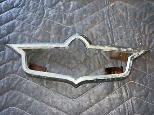 Used 1952 Dodge Desoto Firedome 276 Hemi Hood Ornament P26