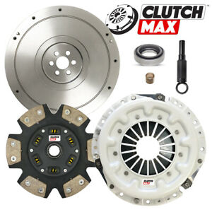 Clutchmax 400hp Stage 3 Race Clutch Kit flywheel Fits Nissan 240sx Ka24e Ka24de
