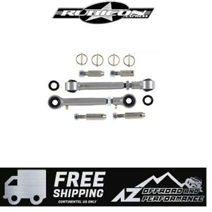Rubicon Express Sway Bar Quick Disconnects W 2 5 6 Lift 2020 Jeep Gladiator Jt