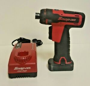 Ct1 Snap On Cts761a Cordless Screwdriver Kit