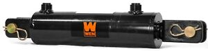 Wen Cc4008 Clevis Hydraulic Cylinder With 4 inch Bore And 8 inch Stroke
