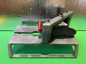 Lincoln Redco Instaslice 46804 With 1 4 Scalloped Cut Tomato Slicer Blade 2
