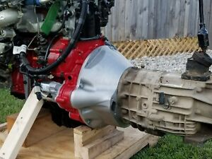 2020 Cummins R2 8 Crate Diesel With Ax15 Adapter Kit And Motor Mounts Jeep Tj