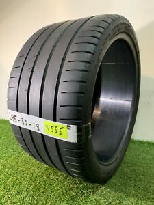 295 30 19 100y Used Tire Michelin Pilot Super Sport 59 5 9 32nds W555