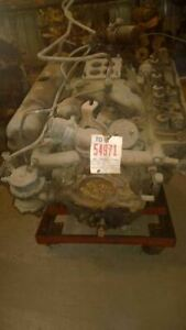 1953 Buick Core Engine V 8 11644