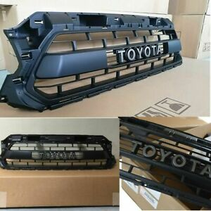 New For 2012 2013 2014 2015 Tacoma Trd Pro Grille Hood Bumper Ptr54 35150