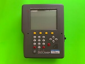 Trilithic 860 Dsp Multi function Cable Analyzer Catv Meter 860dsp Cable Tester