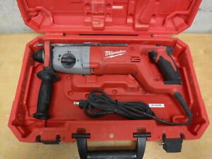 Milwaukee 5262 21 1 Sds plus D handle Rotary Hammer Drill Free Shipping z