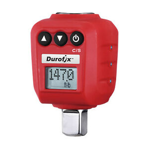 Durofix 1 2 Digital Torque Adapter 14 8 147 6 Ft Lbs Rm602 4