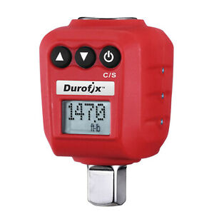 Durofix 1 2 Digital Torque Adapter 25 250 Ft Lbs Rm602 4a