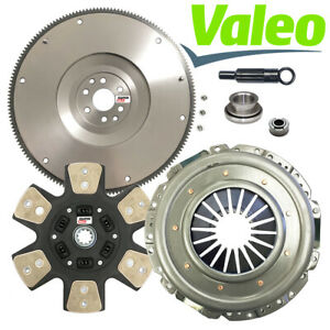 Valeo Max Stage 4 Performance Clutch Kit Hd Flywheel For 96 04 Mustang Gt 4 6l
