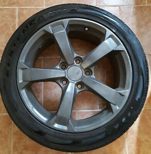 Oem Acura Tl 18 Inch Rim Tpms With Toyo Tire 245 45 R18 Wheel Cover