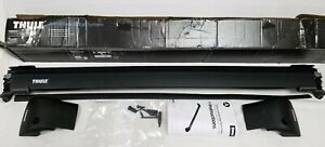 Thule Aeroblade Edge 7603b Multipurpose Roof Rack New Open Damaged Box