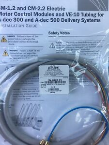 Adec Dental Ve 10 Tubing For Adec 300 And 500 Delivery System