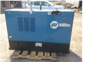 Miller Big 40 Diesel Welder Cat3024 Power
