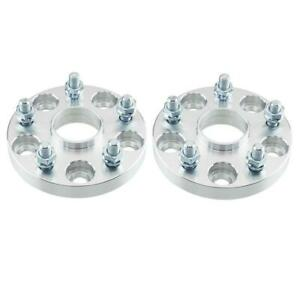 2pc 20mm 5x114 3 Hubcentric Wheel Spacers Adapters 56 1 Cb 12x1 25 For Subaru