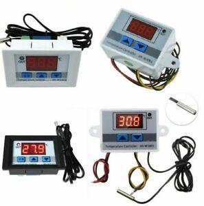 Digital Temperature Control Thermostat Control With Switch probe For Incubator