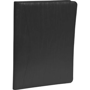 Royce Leather Leather Padfolio With Pad Black 749 blk 9