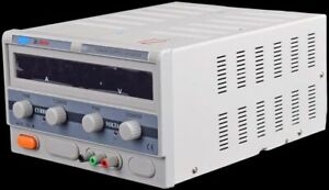Dr meter Hy3010e 30v 10a Single output Regulated Variable Dc Power Supply 3