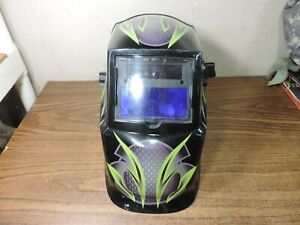 Lincoln Electric Welding Hood With Auto Darkening Lens S27978 134