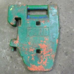 Used Front End Suit Case Weight Ford 8000 8210 9000 Tw20 9700 9600 8700 Tw10