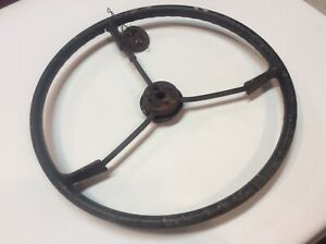 1950 S Oldsmobile Steering Wheel Original Vintage